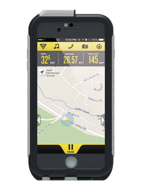 Topeak Vandtæt holder til smartphone + iPhone 6